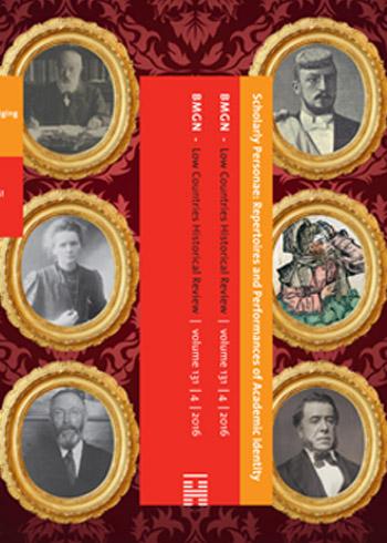 View Vol. 131 No. 4 (2016): Scholarly Personae