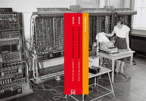 View Vol. 128 No. 4 (2013): Digital History